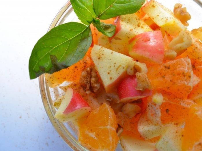 Fruit Salad With Cinnamon