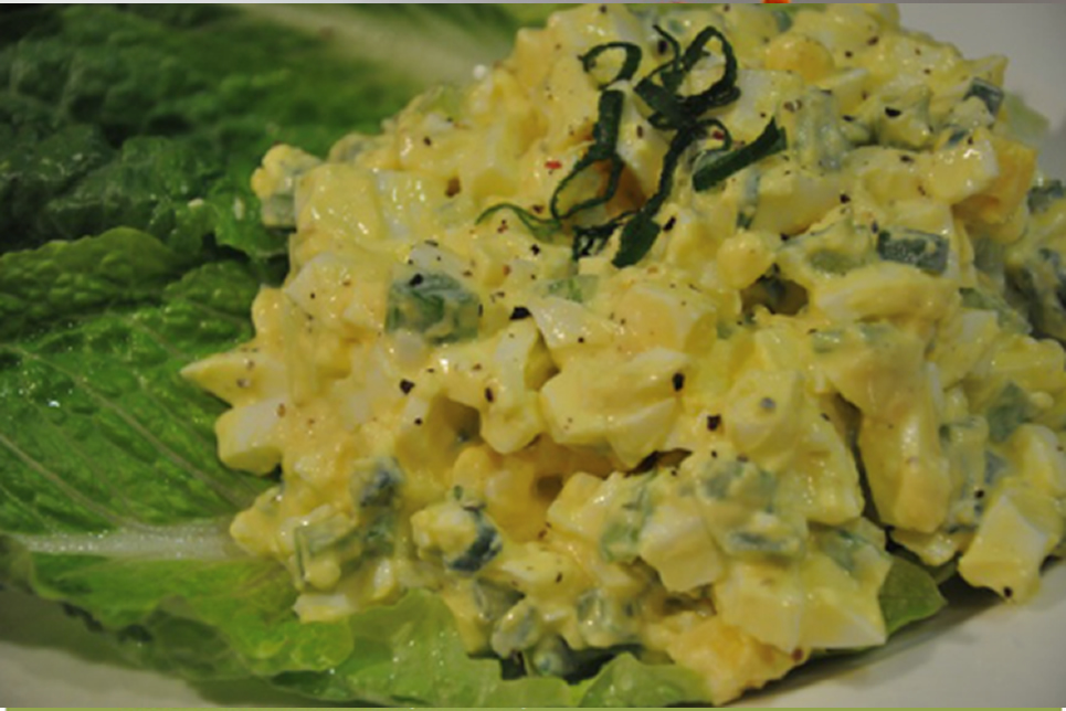 Real Healthy Egg Salad