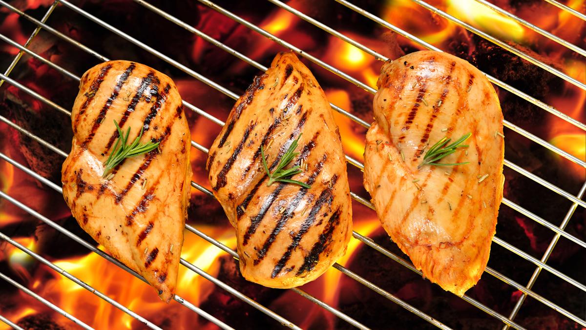 Protein prep bbq chicken