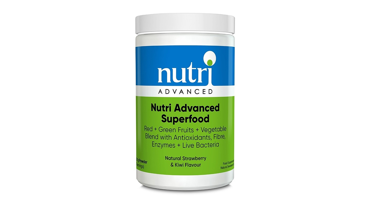 Nutri Advanced Superfood (Powdered Vegetables)