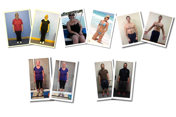 3 group sessions a week delivers sustainable results.