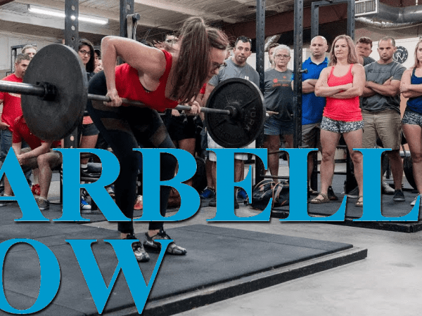 Exercise of the month: The Bent Over Row